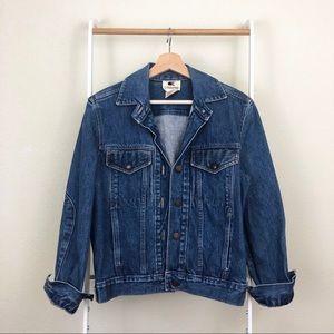 Vintage Calvin Klein Medium Wash Denim Jacket